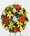 Image of Standard version for FTD Radiant Remembrance Wreath