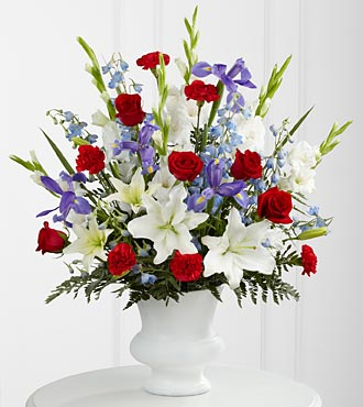 FTD Cherished Farewell Arrangement - S45-4544