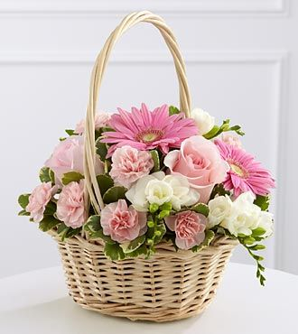 Flowers Fast coupon: FTD Enduring Peace Basket