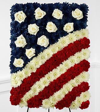 FTD Glory Be Flag Tribute - S50-4565