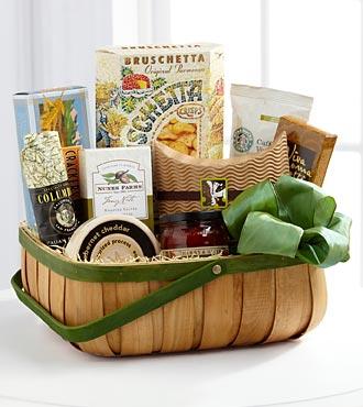 FTD Heartfelt Sympathies Gourmet Basket