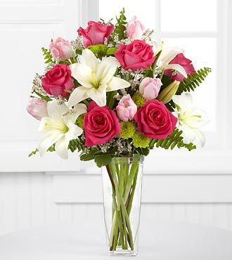 FTD Floral Expressions Bouquet by Better Homes and Gardens - DELUXE