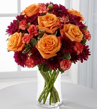 FTD Autumn Treasures Bouquet