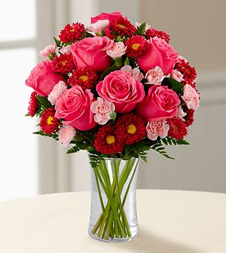 FTD Precious Heart Bouquet - DELUXE