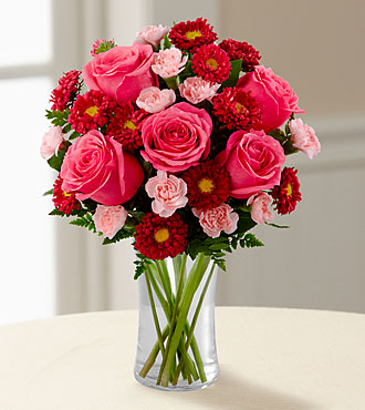 FTD Precious Heart Bouquet