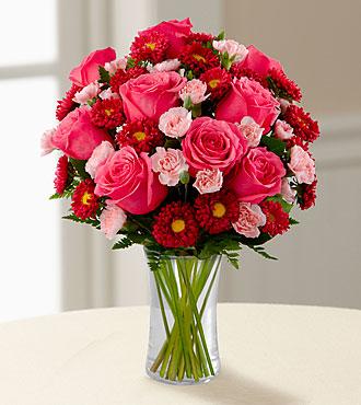Precious Heart Bouquet By Ftd Premium Anniversary