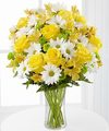 Image of Premium version for Sunny Sentiments Bouquet by FTD