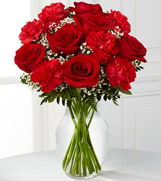 FTD Sweet Perfection Bouquet - DELUXE