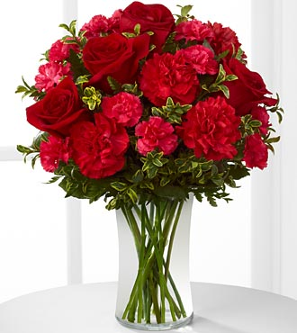 FTD Always True Bouquet - DELUXE