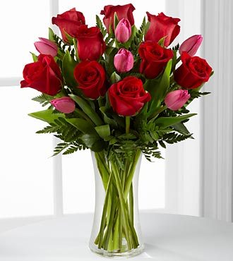 FTD Love Wonder Bouquet - PREMIUM