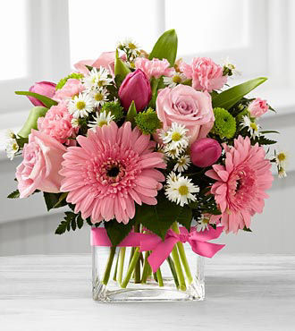 FTD Blooming Vision Bouquet by Better Homes and Gardens