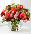 FTD Color Rush Bouquet by Better Homes and Gardens - PREMIUM