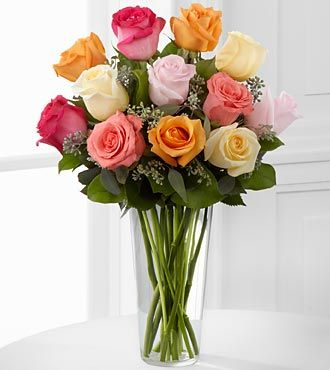 Graceful Grandeur Rose Bouquet by FTD