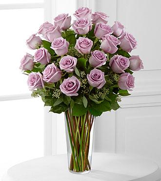Lavender Rose Bouquet by FTD - PREMIUM
