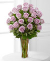 Image of Premium version for Lavender Rose Bouquet by FTD
