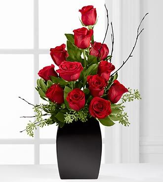 FTD Contemporary Rose Bouquet - PREMIUM