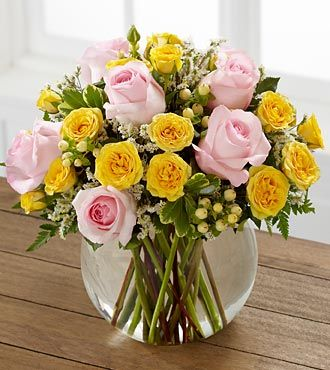 Flowers Fast coupon: Soft Serenade Rose Bouquet by FTD