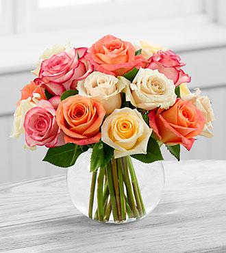FTD Sundance Rose Bouquet