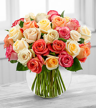 Sundance Rose Bouquet By Ftd Roses Flowers Fast