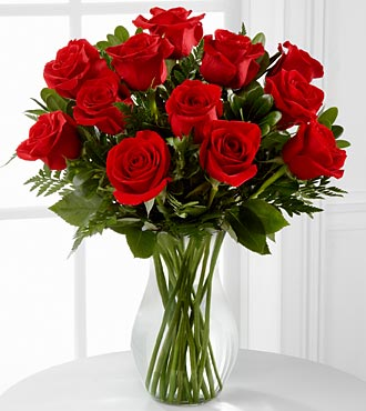 FTD Blooming Masterpiece Rose Bouquet