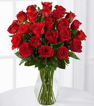 FTD Blooming Masterpiece Rose Bouquet - PREMIUM