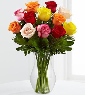 FTD Enchanting Rose Bouquet - E4-4820
