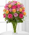 Image of Premium version for Pure Enchantment Rose Bouquet by FTD