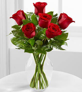 FTD Simply Enchanting Rose Bouquet