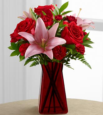 Love Rushes In Bouquet by FTD