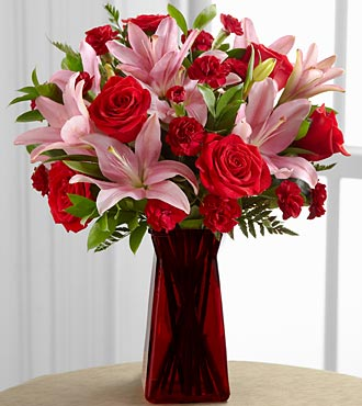Love Rushes In Bouquet by FTD - PREMIUM