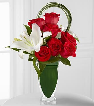Pure Passion Bouquet by FTD - PREMIUM