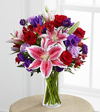 FTD Stunning Beauty Bouquet - DELUXE
