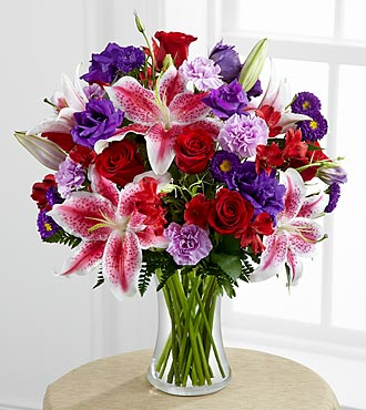 Stunning Beauty Bouquet by FTD - PREMIUM