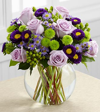 A Splendid Day Bouquet by FTD - DELUXE