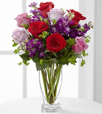 International Flower Deliveries on Ftd Garden Walk Bouquet   Birthday Flowers   Flowers Fast