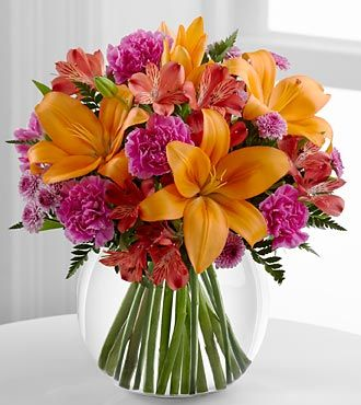 FTD Light of My Life Bouquet - DELUXE