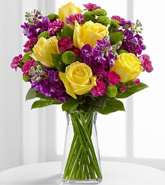 FTD Happy Times Bouquet - DELUXE