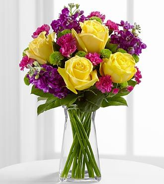 FTD Happy Times Bouquet - D3-4897