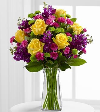 FTD Happy Times Bouquet - PREMIUM