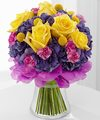 Image of Premium version for FTD Colors Abound Bouquet