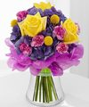 Image of Standard version for FTD Colors Abound Bouquet