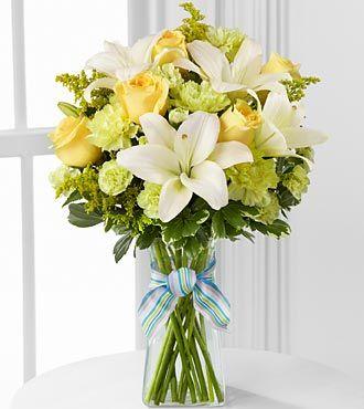 FTD Boy-Oh-Boy Bouquet - DELUXE