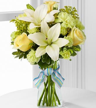 FTD Boy-Oh-Boy Bouquet - D7-4905