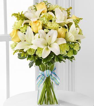 FTD Boy-Oh-Boy Bouquet - PREMIUM