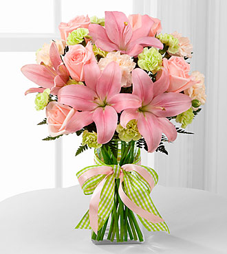 Girl Power Bouquet by FTD - DELUXE