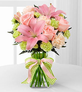 Girl Power Bouquet by FTD - D7-4906