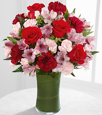 FTD Love in Bloom Bouquet - PREMIUM