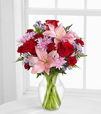 FTD Irresistible Love Bouquet