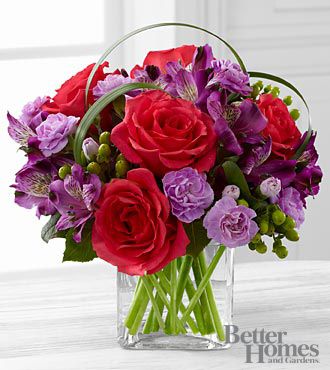 FTD Be Bold Bouquet by Better Homes and Gardens - DELUXE