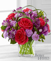 Image of Premium version for FTD Be Bold Bouquet by Better Homes and Gardens